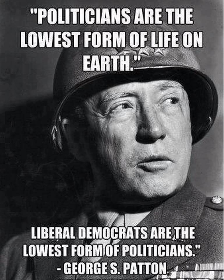 General Patton Quotes: General Patton And Yet Another Fake Historical Quote